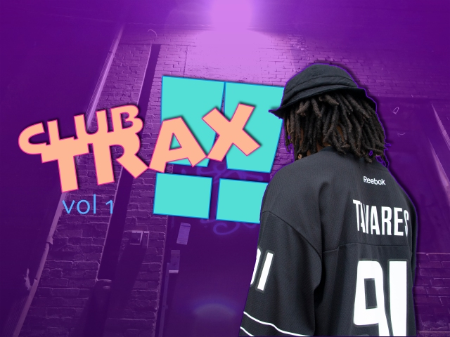 club trax front cover